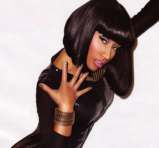 The new Nicki Minaj songs are smashing records right along with her amazing