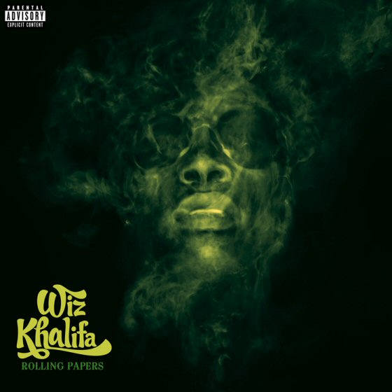 wiz khalifa rolling papers cover art. Wiz Khalifa Rollng Papers